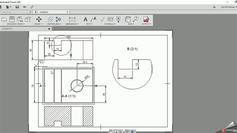 pattern sketch fusion 360 autodesk fusion 360 how to create a drawing from your