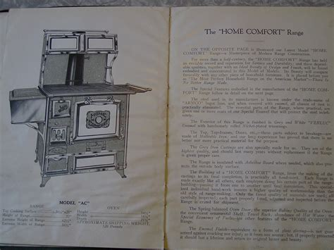 home comfort book home comfort cook book wrought iron range co wood stove