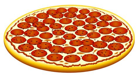 pepperoni pizza clipart clip art library