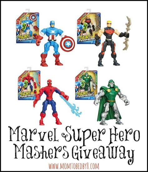 Marvel Giveaway - hasbro marvel super hero mashers review giveaway motherhood defined