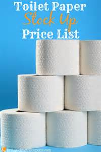 toilet paper toilet paper stock up price list when to use toilet