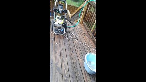 olympic  behr deck cleaner youtube