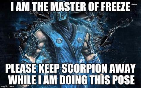 Scorpion Meme - mortal kombat sub zero imgflip
