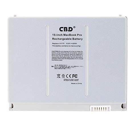 Battrei Apple Macbook A1150 A1175 A1211 A1260 A1226 replacement macbook pro 15 inch battery a1175 a1211 a1226