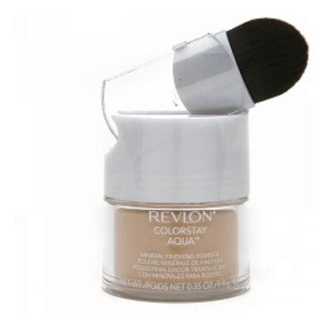 Revlon Aqua Mineral Powder revlon colorstay aqua mineral finishing powder puder
