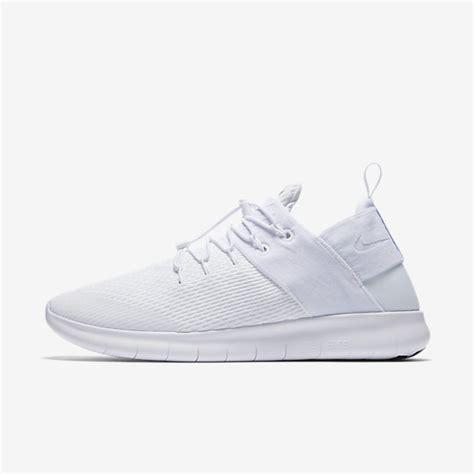 white and nike running shoes nike free rn commuter 2017 white white white nike mens