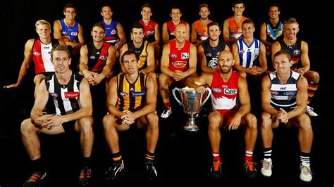 On The Afl by The Afl Releases Details Of Season 2014 With Clubs To Get