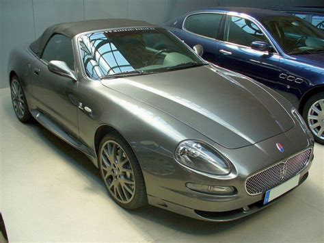 Maserati Gransport Spyder Maserati Gransport Spyder Photos 2 On Better Parts Ltd