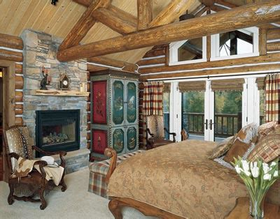 log cabin decorating ideas house experience