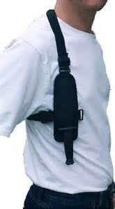 tactical knife holster tactical shoulder holster knife knifewarehouse co uk