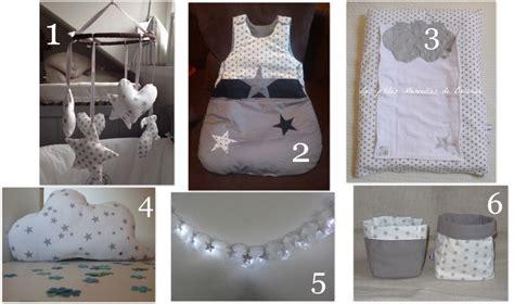 chambre bebe theme etoile deco etoile chambre bebe