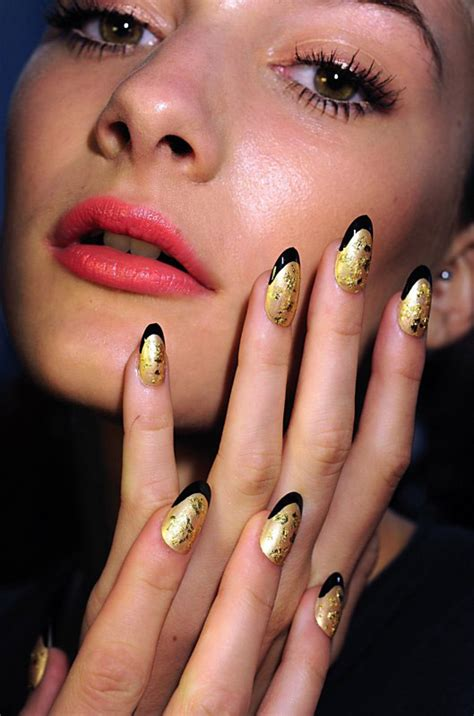 Nail Trends by Fashionista New Nail Trends 2012