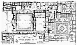 Palace Place Floor Plans Plan 1 Hton Court Palace Ground Floor