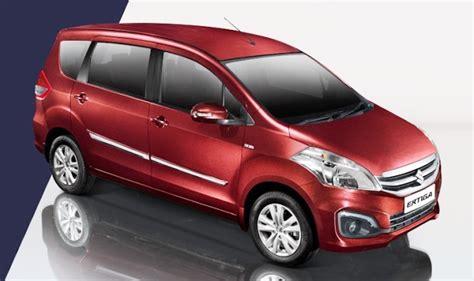 Suzuki Ertiga Price In India New Limited Edition Maruti Suzuki Ertiga Launched Price