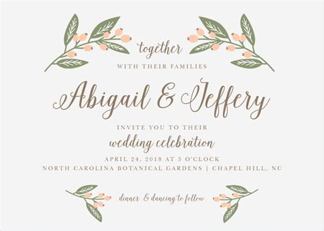 Budget Wedding Invites by Budget Wedding Invitations By Basic Invite Style Arena