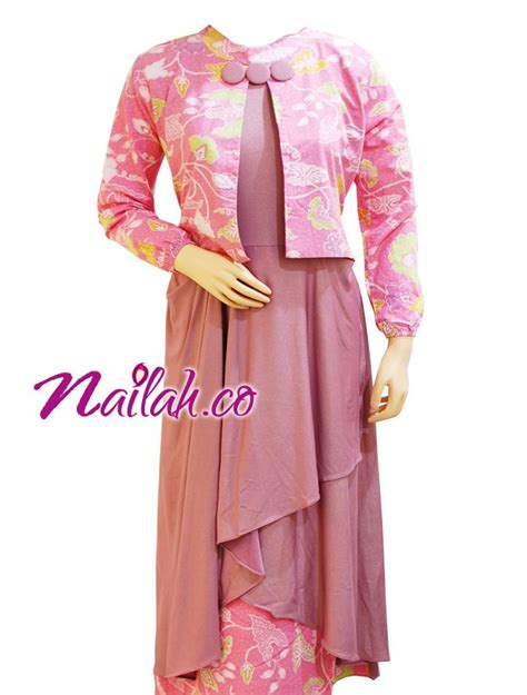 Baju Muslim Dress Wanita Gamis Busana Maxi 083251 gamis dress maxi pesta 50 best images about kebaya on models aire barcelona 2015 and