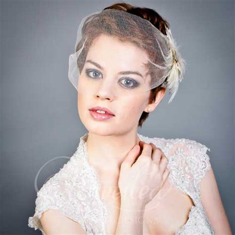 Pixie Cut Wedding Hairstyles With Veil by 15 Wedding Hairstyles Hairstyles 2017 2018