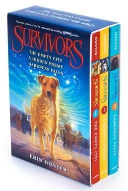 survivors (novel series) wikipedia