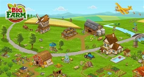 bid farm big farm on gamesfreak mmo