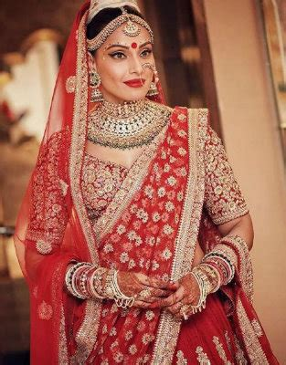 hottest 2016 bridal lehenga colour trends for your wedding