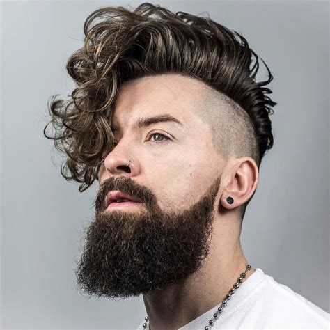man angel with curly hair 20 best hairstyles for men with thick hair guide on how