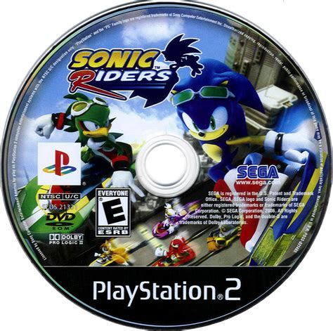 Cd Playstation Buku Ps 2 Ben 10 file riders ps2 us cd jpg sonic retro