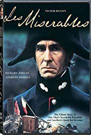 gerard depardieu les miserables trailer les miserables tv movie 1978 imdb