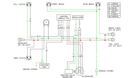 xr650r baja designs wiring diagram tlr200 wiring diagram