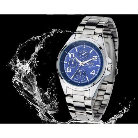 Jam Tangan Korek Api 511 Black List White nary jam tangan analog stainless steel 6050 white silver jakartanotebook