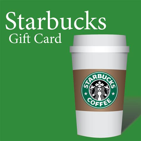 Gift Card Starbucks - starbucks gift card 50 educatus ca
