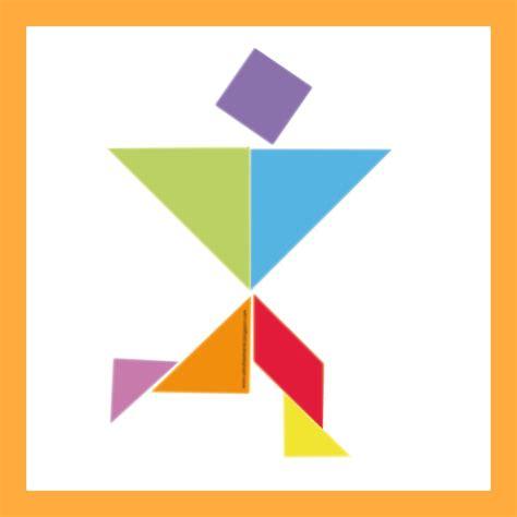 figuras geometricas que forman el tangram contenidos educativos i e santa rosa de lima pre escolar