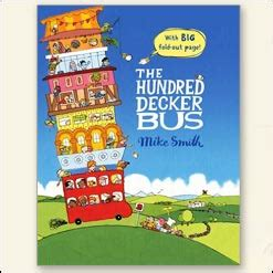 the hundred decker bus children s adventure book author mike smith
