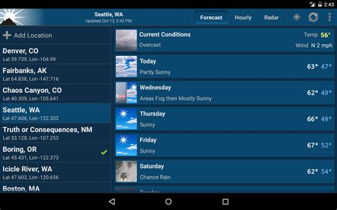 noaa app for android noaa weather unofficial pro android apps on play