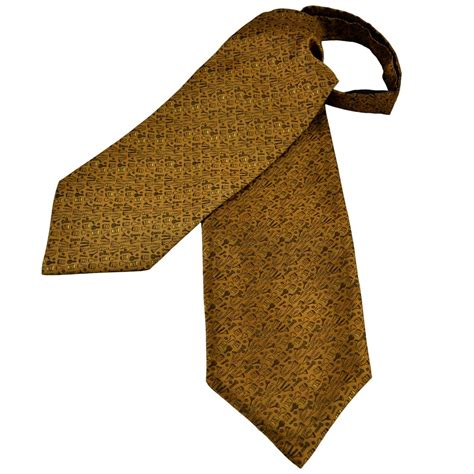 chemistry casual day cravat from ties planet uk