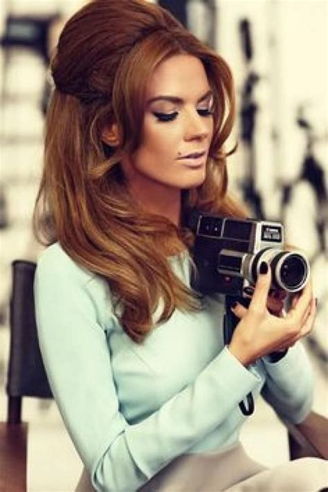 1960s female models with long dark hair 60s hairstyles for women to look iconic hair style