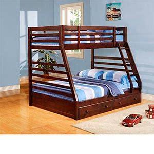 Brendan Twin Over Double Bunk Bed Costco Ottawa Bunk Bed Ottawa