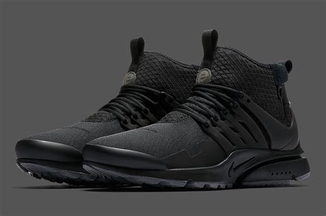 Nike Air Presto Mid Utility Premium nike air presto mid utility black colorway unbiased writer