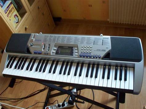 Baru Keyboard Casio Ctk 496 casio ctk 496 image 185256 audiofanzine