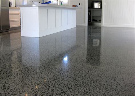 level set concrete floor finish for renovation project in concrete polishing in toronto on jcmc
