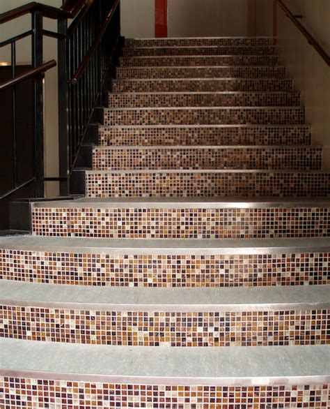 Tiles For Stairs Design Staircase Finish Ideas