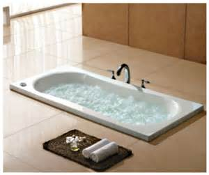 whisper brand new royal a1609 drop in bathtub with air jets