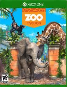 Fun Barware Zoo Tycoon Xbox One Zavvi Com