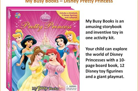 My Princess Book Series 4 Books world of wonders my busy books 6 titles available