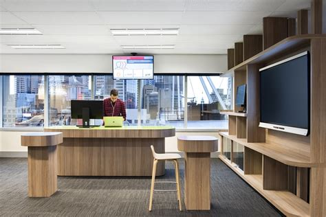 Pictures Take A Look Inside This Real Estate Advertising Stand Up Desk Sydney