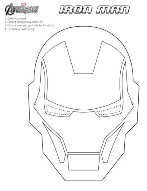 printable hulk mask template diy the avengers mask printables fun marvel the avengers
