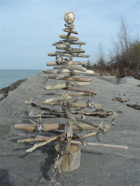 Handcrafted Trees - unique handcrafted driftwood trees