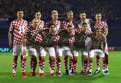 Kaos National Football Croatia 01 when the going gets tough croatia get going as