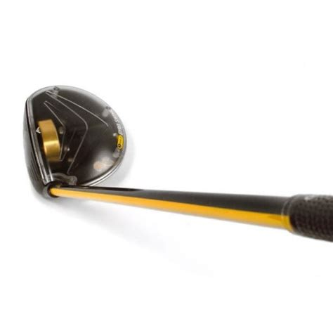 gyro swing trainer gyroscopic golf club irons out your swing new atlas