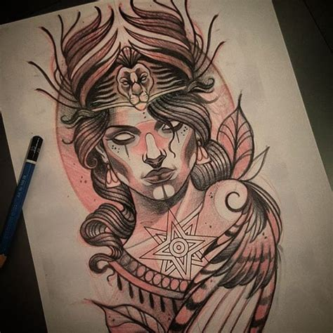 neo traditional angel tattoo breathtaking neo traditional tattoos by toni donaire