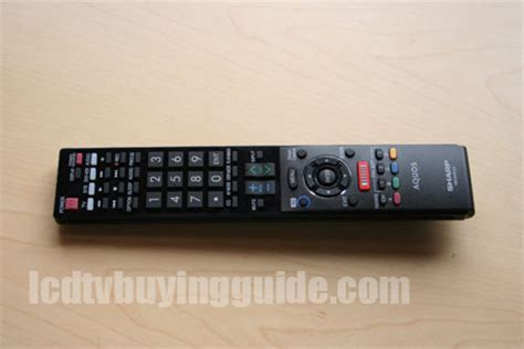 Remotremote Tv Lcdled Sony Kw 1 sharp lc 60le847u review aquos quattron led lcd tv 240hz lc60le847u also lc60c8470u and